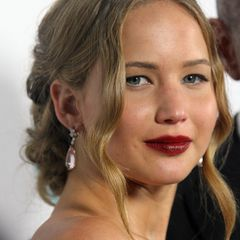 September 2009  Bereits ein Jahr später sieht Jennifer Lawrence schon nacheiner wahren Red-Carpet-Lady aus.