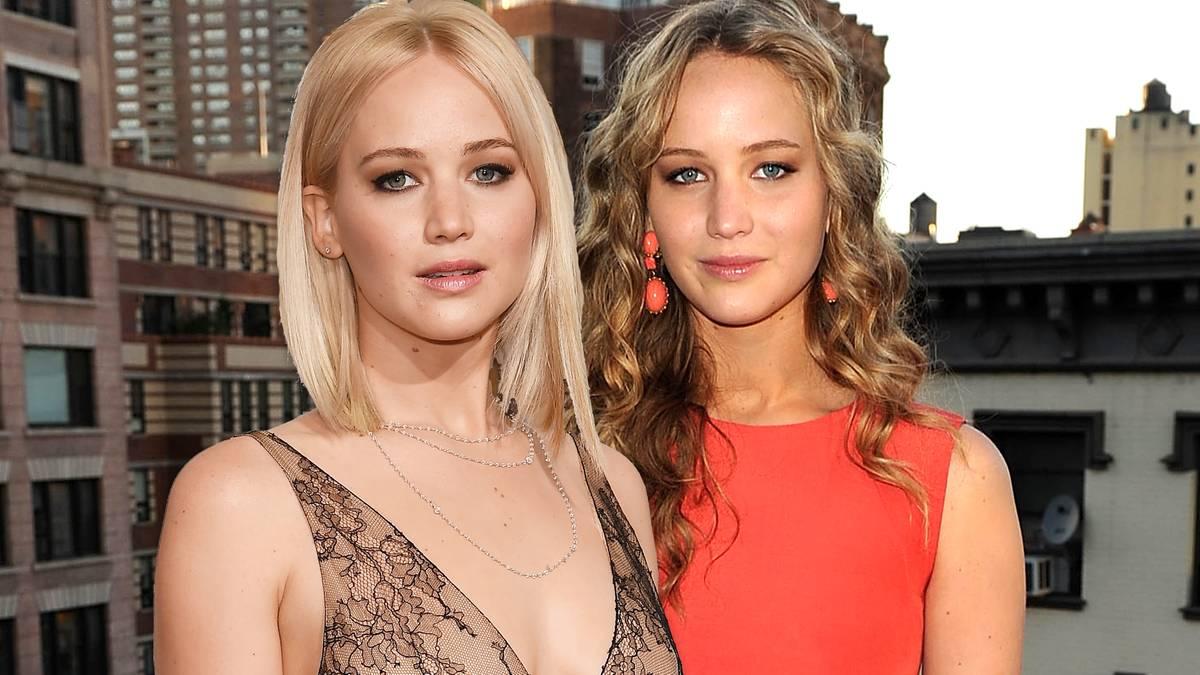Jennifer Lawrence: Ihr Beauty-Wandel in Bildern