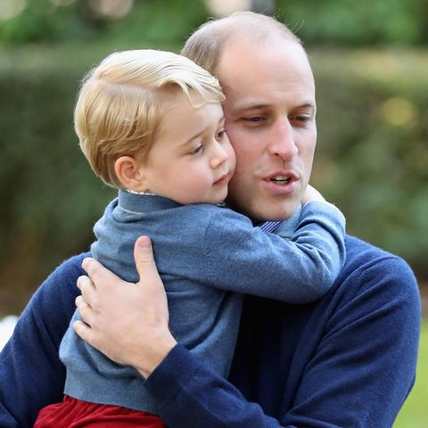 Prinz George + Prinz William