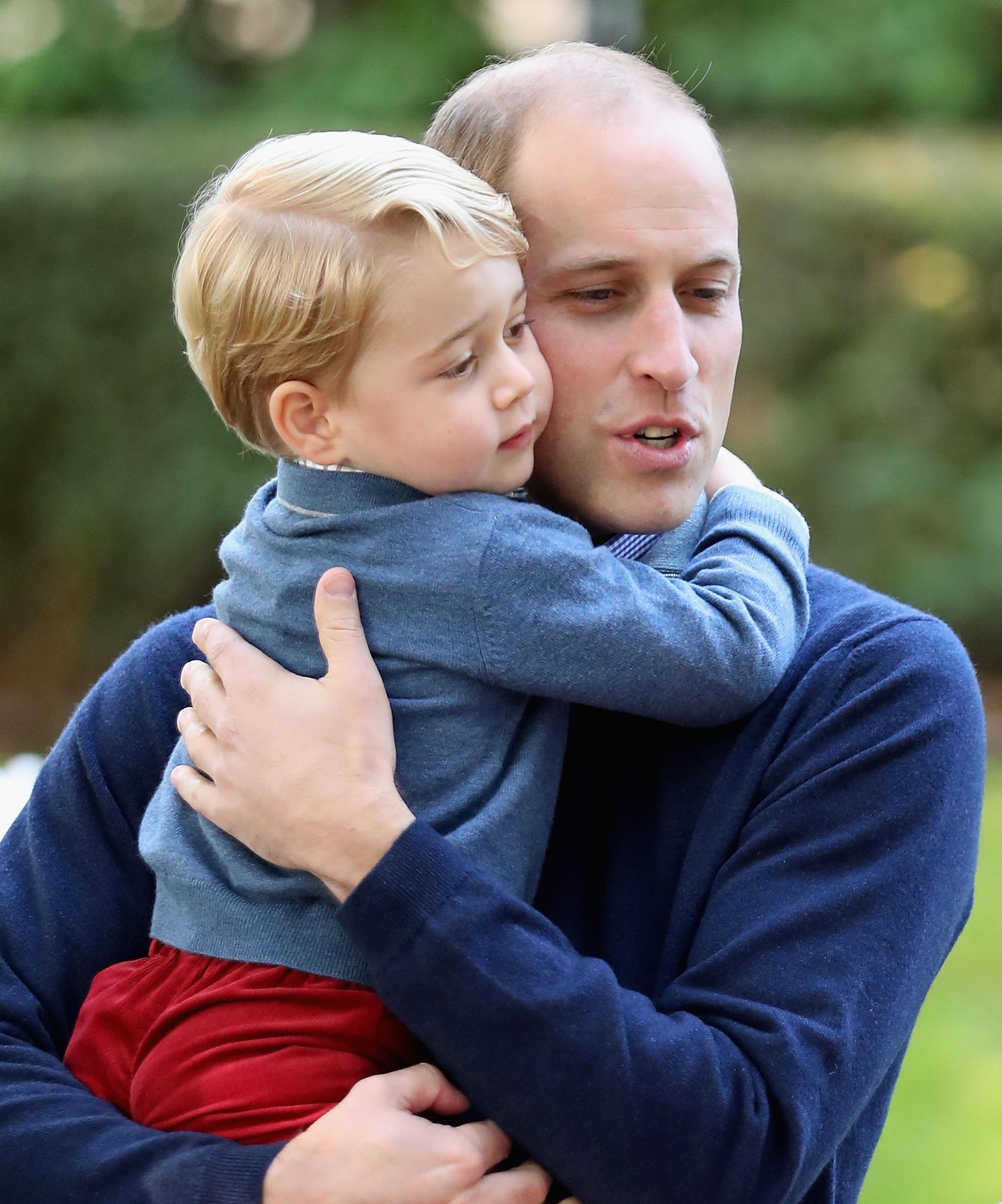 Prinz George + Prinz William