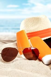 Der richtige Sonnenschutz ist für Rosacea-Haut besonders wichtig.