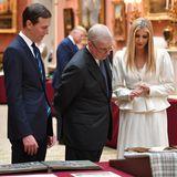 Jared Kushner, Prinz Andrew, Ivanka Trump