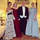 Lara Trump, Tiffany Trump, Donald Trump, Ivanka Trump