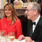 Melania Trump, Philip May