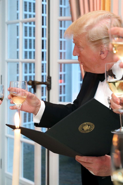 Prinz Charles, Donald Trump