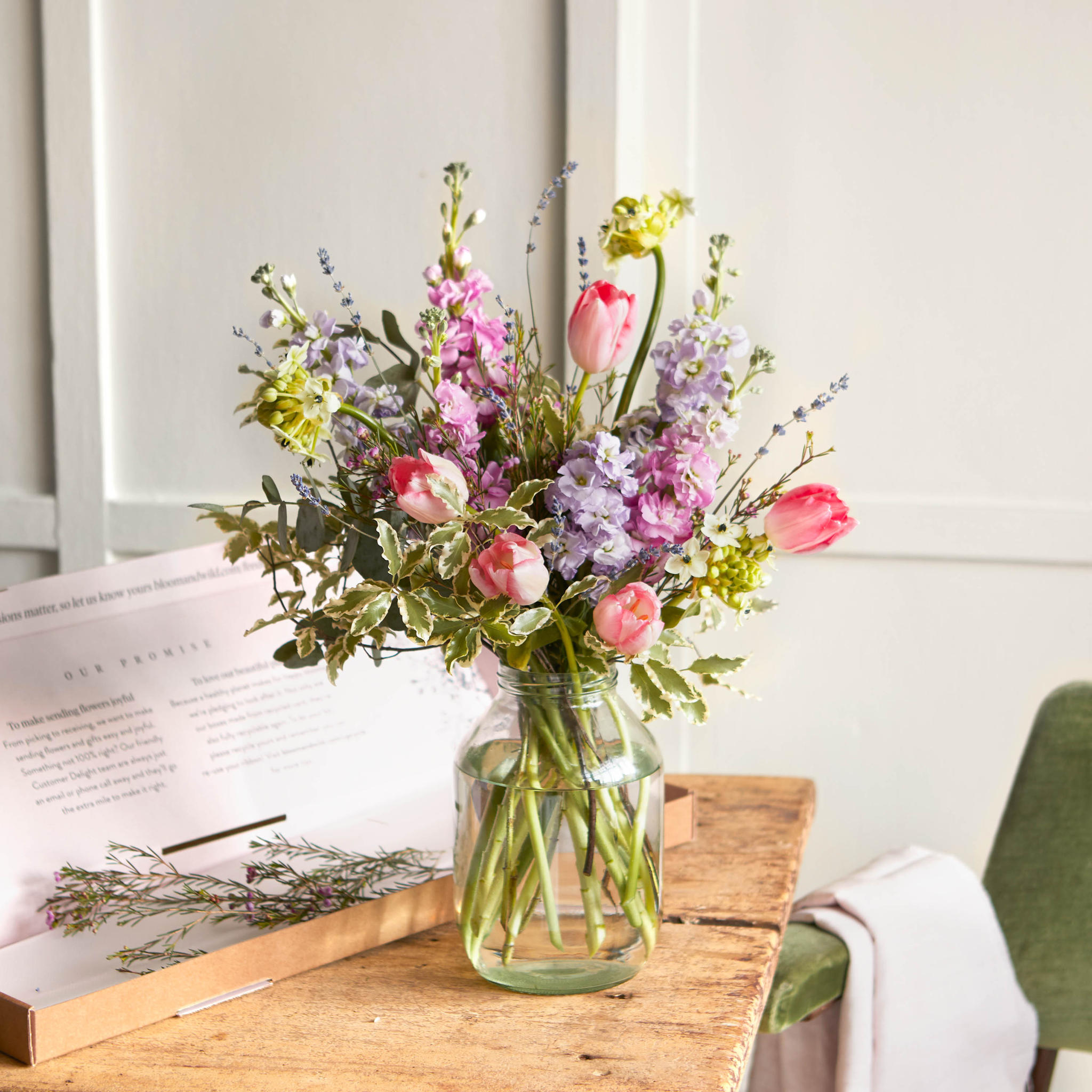 """Strauß """"Maisie"""" von """"Bloom & Wild"""""""