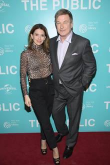 Hilaria + Alec Baldwin