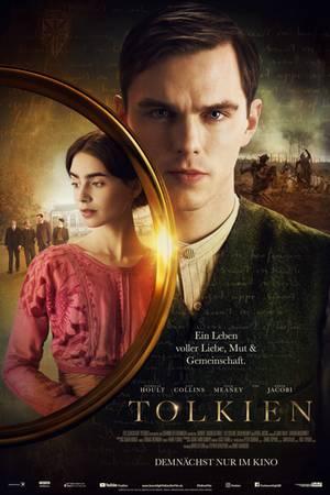"""Tolkien""-Filmplakat"