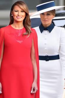 Die Looks von Melania Trump