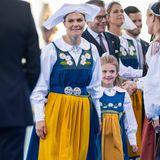In Skansen finden im Open-Air-Museum weitere Festivitäten zum Nationalfeiertag statt.