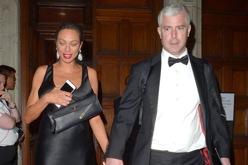 Lilly Becker Hand in Hand mit einem bisher unbekannten Mann