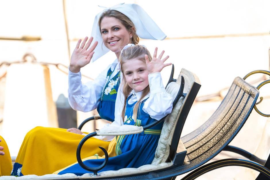 Prinzessin Estelle, Prinzessin Madeleine