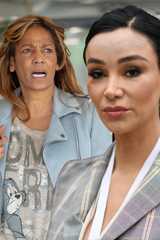 Nadja Abd el Farrag und Verona Pooth