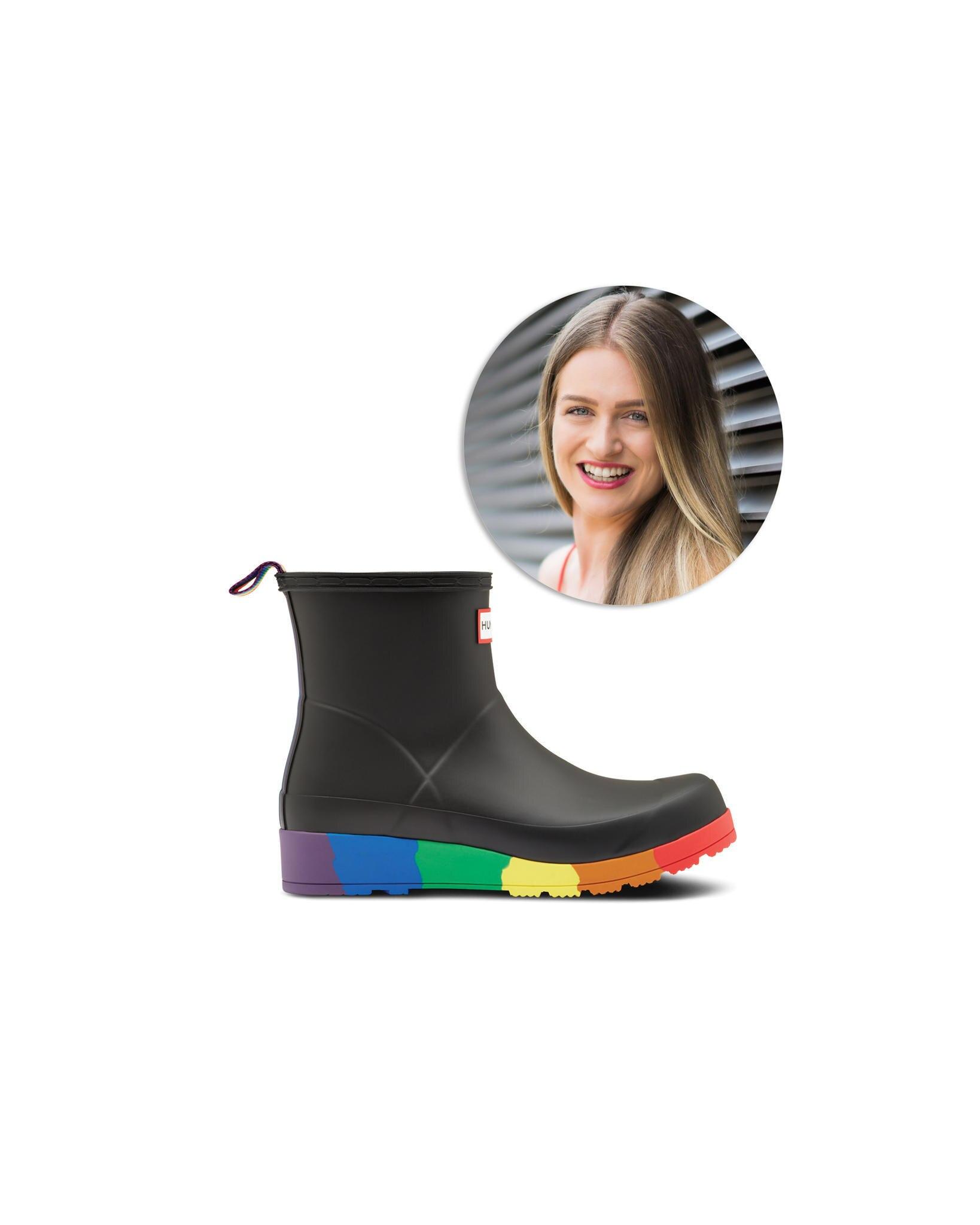 Redakteurin Tabea freut sich jetzt schon auf den CSD in Hamburg, den sie garantiert in den Pride-Boots besuchen wird.