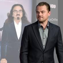 George + Leonardo Di Caprio