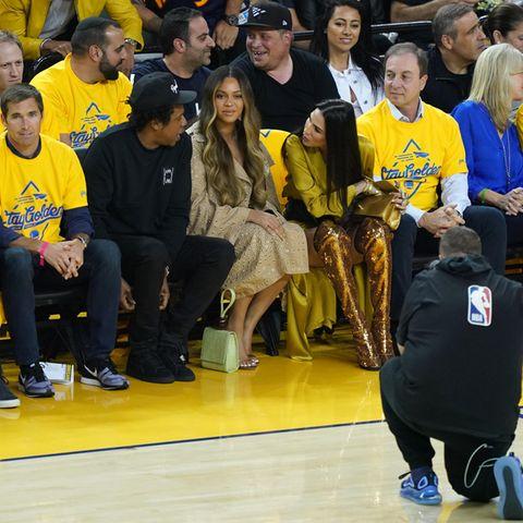 Jay-Z, Beyoncé Knowles, Nicole Curran
