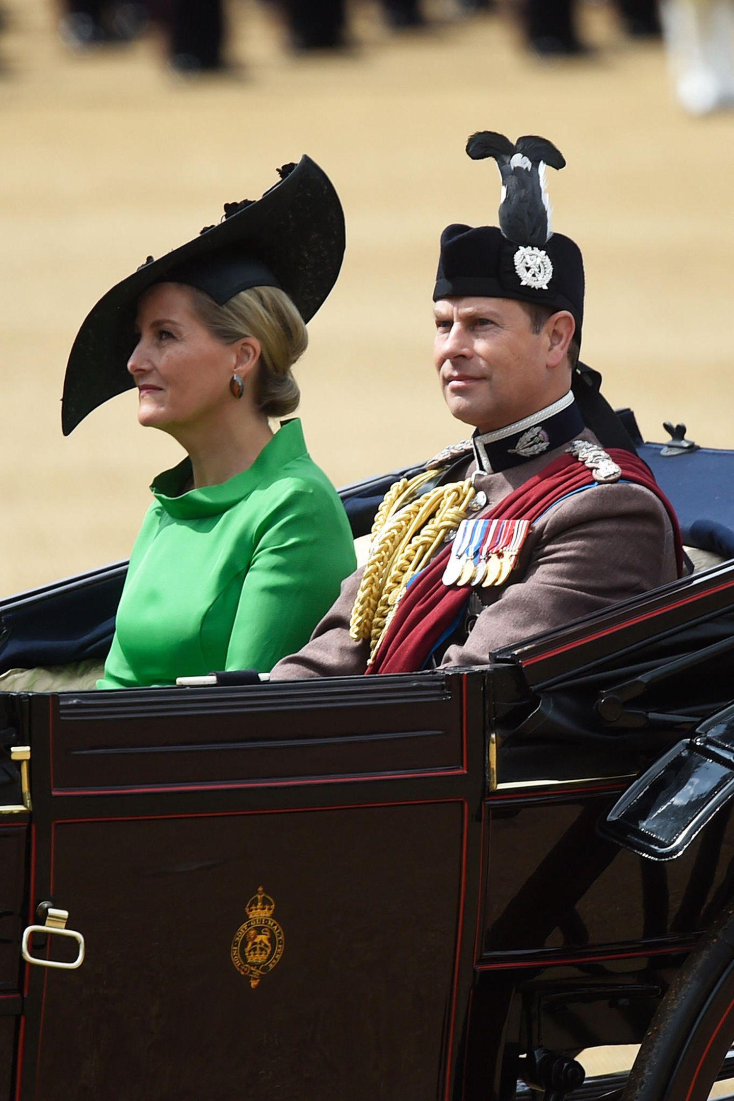 Prinz Edward und Gräfin Sophie