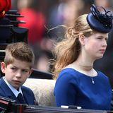 Die Stimmung vonJames Viscount Severn undLady Louise hellt sich hoffentlich noch etwas auf.