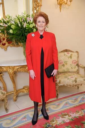 Lady Elizabeth Anson ist eine Cousine der Queen und führt ihr eigenes Event-Unternehmen.
