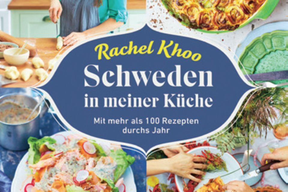 """TV-Köchin Rachel Khoo beweist, dass Schweden mehr drauf hat als Köttbullar. Von Glögg-Birne bis Wildschwein-Burrito kommt bei ihr die ganze Vielfalt des Nordens auf den Teller. (""""Schweden in meiner Küche"""",DK Verlag, 304 S., 24,95 Euro)"""