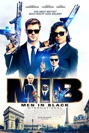 """Chris Hemsworth undTessa Thompson sind die Hauptdarsteller in """"Men in Black: International""""."""