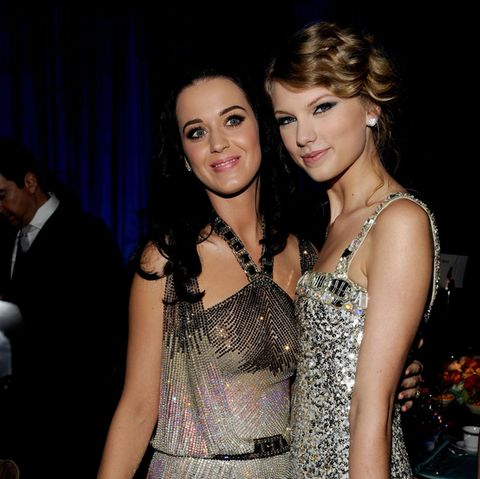 Katy Perry und Taylor Swift