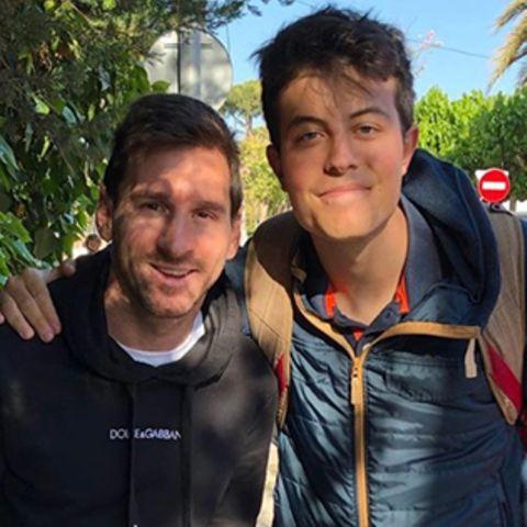 Lionel Messi: Heiratet der Fußballstar im nächsten Jahr?