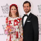 Auch Prinzessin Sofia und Prinz Carl Philip besuchen die Veranstaltung.