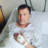 Thomas Helmer liegt im Krankenhaus. Der ehemalige Fußball-Profi und Nationalspieler erlitt nach einem Unfall mit dem Tretboot mehrere schwere Muskelrisse und musste operiert werden.
