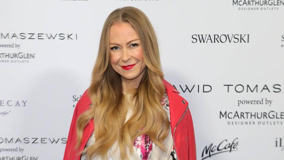 Jenny Elvers: Ihr neuer Freund Simon Lorinser ist Model