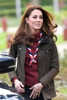 Royale Pracht: Die schönsten Frisuren von Herzogin Catherine