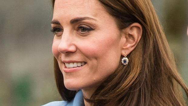 Herzogin Kate Ihre Schonsten Frisuren Gala De