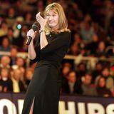 1999 erklärt Steffi Graf ihren Rücktritt vom Profi-Tennis.