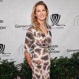 Steffi Graf strahlt 2010 auf dem roten Teppich einer Benefizveranstaltung für die Stiftung ihres Mannes.