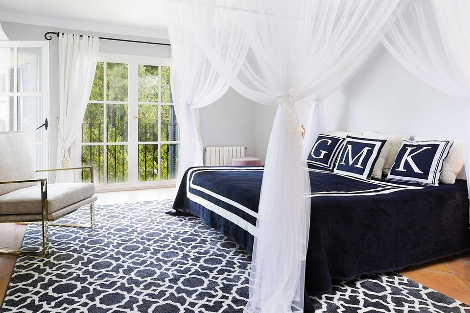 Das Schlafzimmer von Frank und Guido.