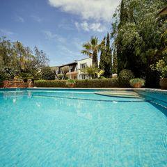 Vor 20 Jahren kaufte Guido Maria Kretschmer diese Finca, keine halbe Stunde von Palma de Mallorca entfernt. Er und sein Frank feierten hier viele Feste mit prominenten Gästen. Hollywood-Star Goldie Hawn liebte vor allem den Pool.