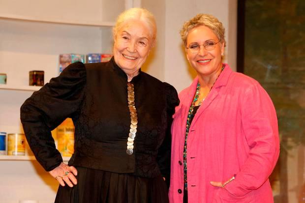 Ellen Schwiers, Katerina Jacob