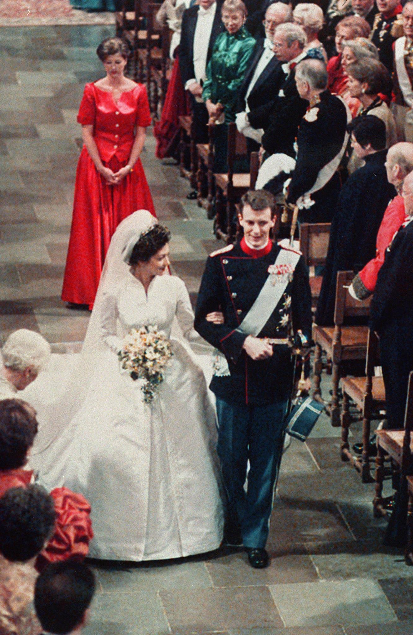 Prinz Joachim von Dänemark, Gräfin Alexandra
