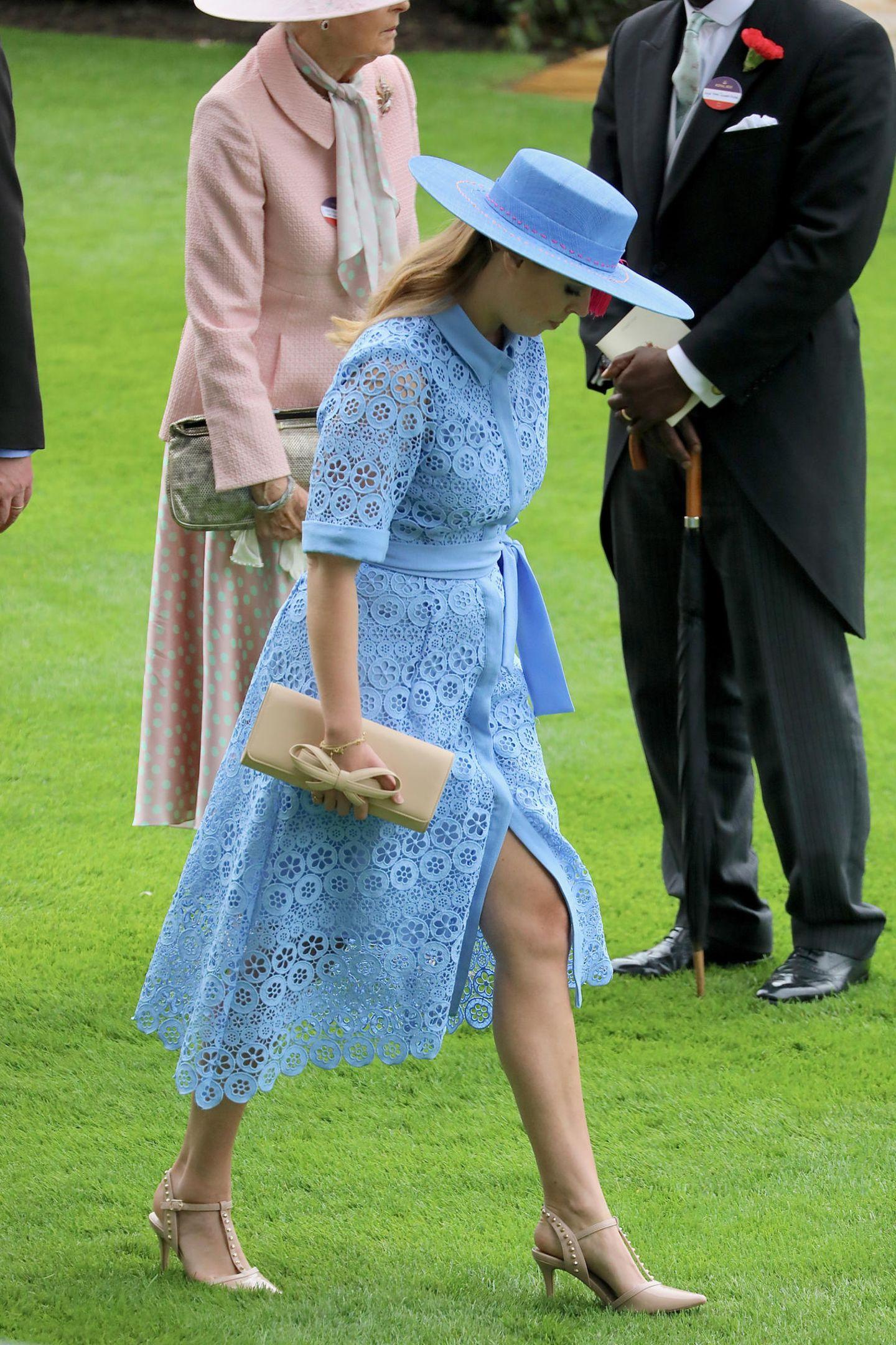 royal ascot: die schönsten styles der rennbahn | gala.de