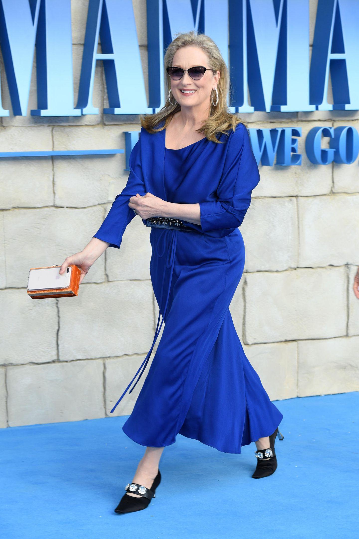 """2018 kommt der zweite Teil von """"Mamma Mia!"""" in die Kinos."""