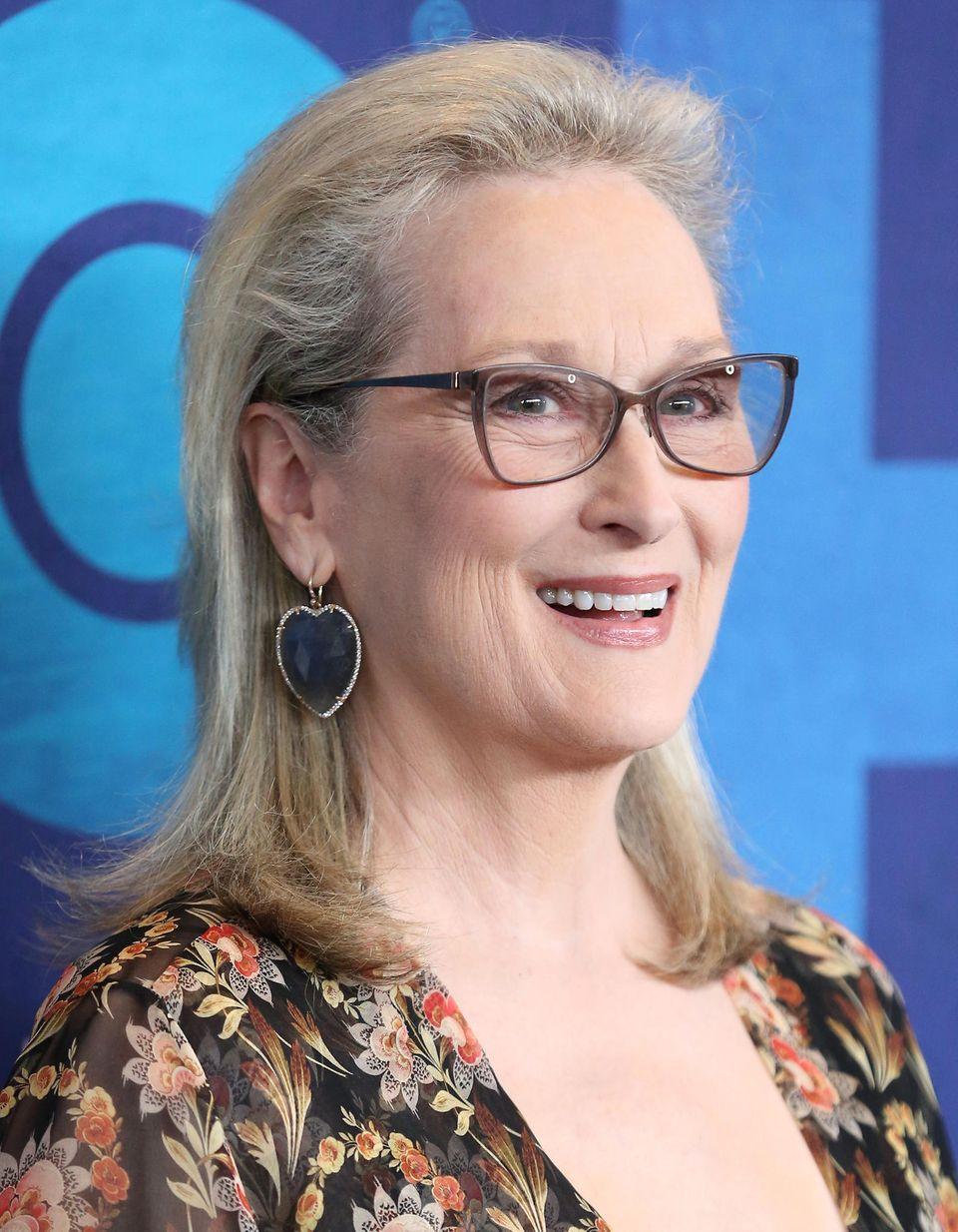 """2018 wird Meryl Streep für ihre Rolle in dem Film """"Die Verlegerin"""" für einen Oscar nominiert."""