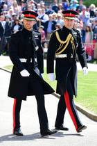 Prinz Harry, Prinz William