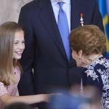 19. Juni 2019  Auch Prinzessin Leonor gratuliert fleißig.