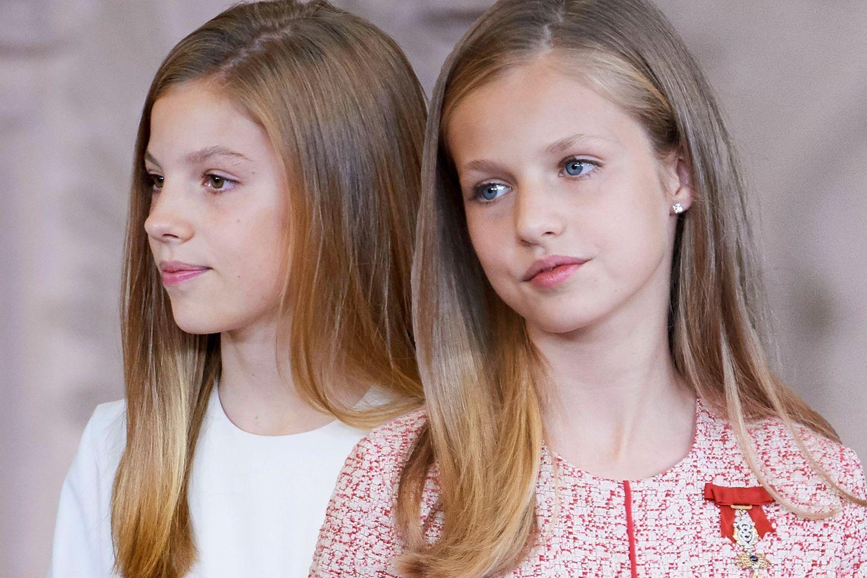 Prinzessin Sofia + Prinzessin Leonor