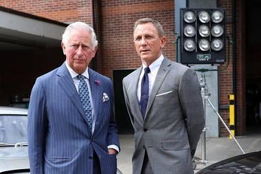 Prinz Charles, Daniel Craig