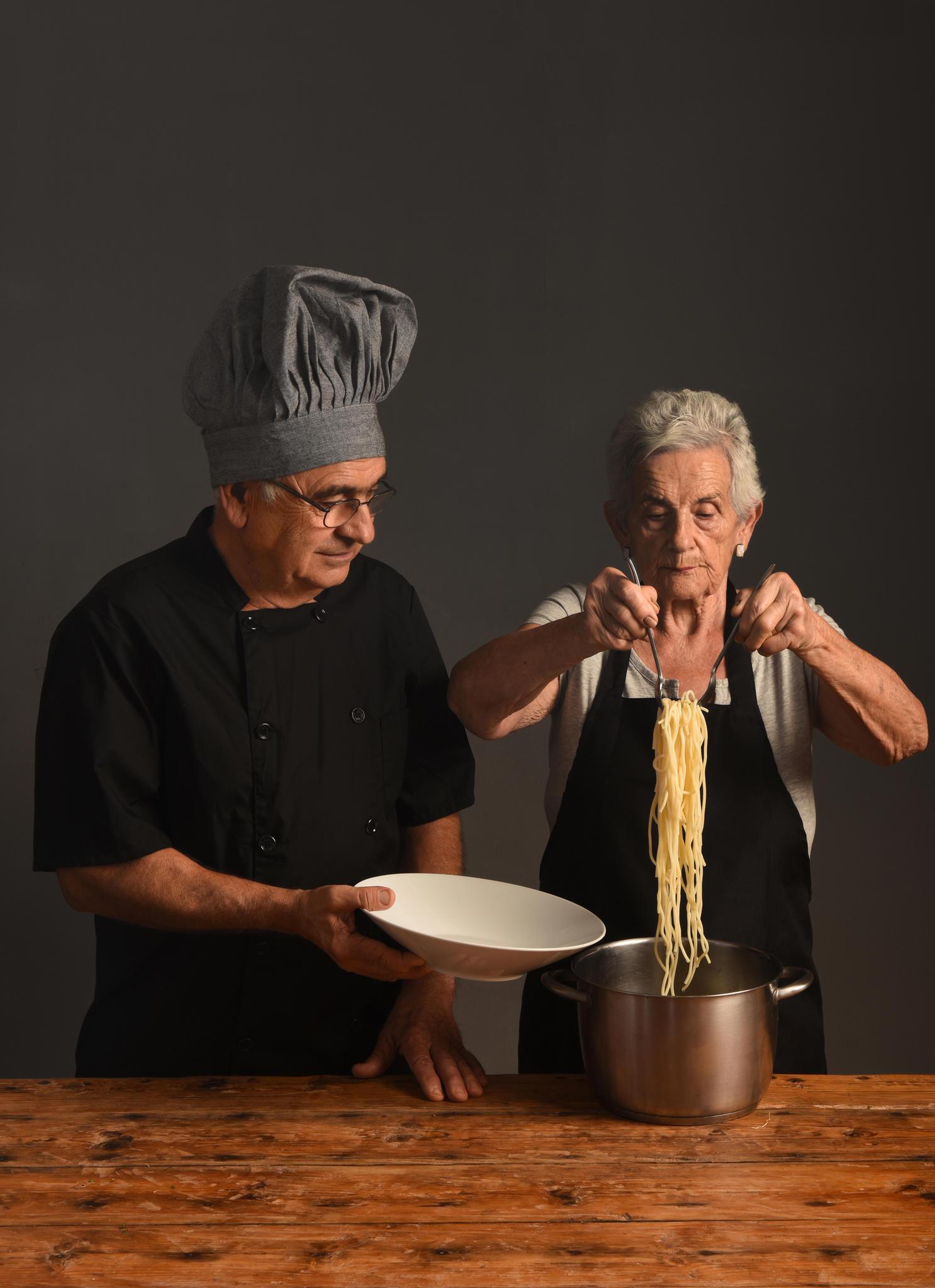 Für ihren Mann verzichtete eine Frau 70 Jahre auf Pizza und Pasta