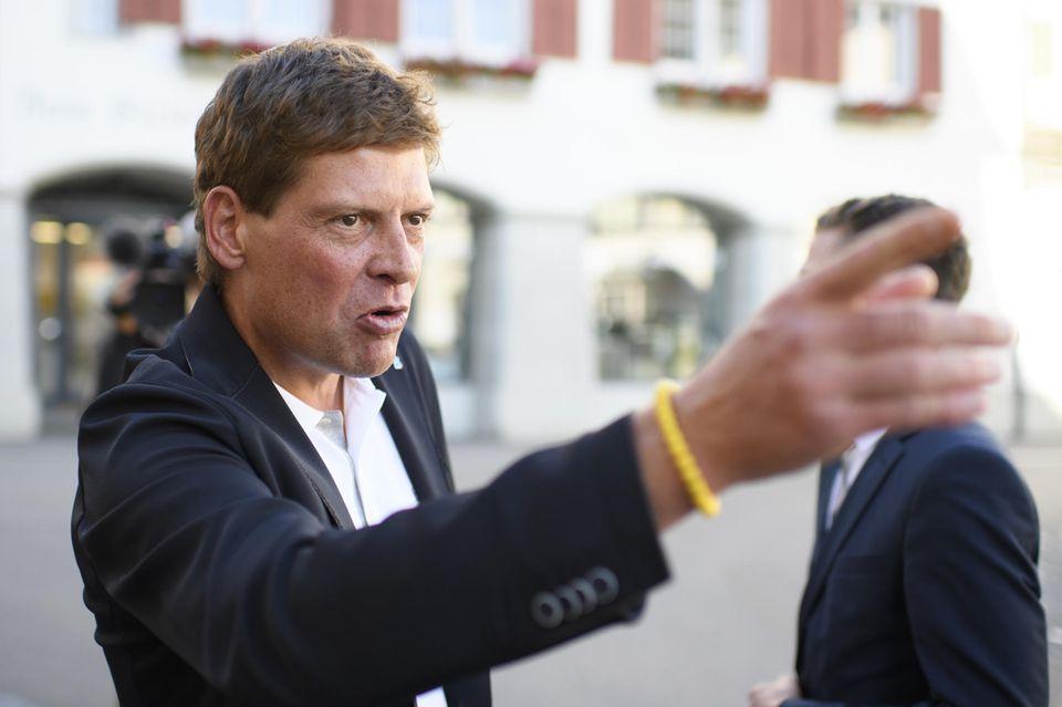Jan Ullrich machte viele Negativschlagzeilen