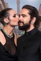 Heidi Klum + Tom Kaulitz : Das Model und der Rocker in Love