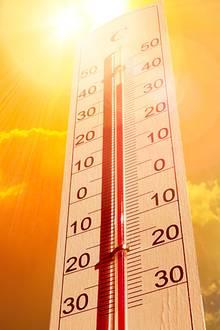 Der Juni wird heiß, heißer, am heißesten