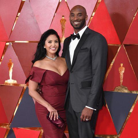 Vanessa Bryant und Kobe Bryant